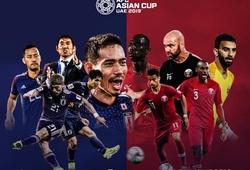 Chung kết Asian Cup 2019 giữa Nhật Bản - Qatar diễn ra mấy giờ, kênh nào?
