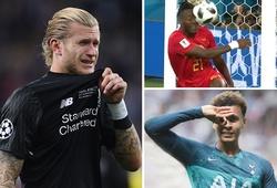 Những khoảnh khắc điên rồ của bóng đá thế giới trong năm 2018