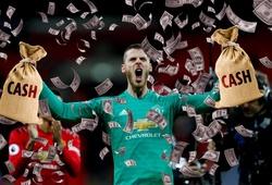De Gea muốn nhận mức lương bao nhiêu để ở lại Man Utd?