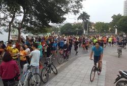 Runner Việt rộn ràng chạy 'chia chân' kỳ nghỉ Tết Kỷ Hợi