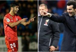 """5 lý do để HLV Solari và Real tin tưởng """"gà son"""" Marco Asensio ở trận gặp Ajax"""
