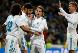 """Real Madrid tự tin trước Ajax nhờ thống kê """"khủng"""" ở vòng 1/8 Cúp C1/Champions League"""