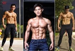 Bài tập toàn thân không cần đến phòng gym vẫn có 6 múi của soái ca Malaysia