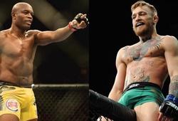 "Dana White bác bỏ ""kèo"" Anderson Silva - Conor McGregor"