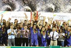 Nhìn lại hành trình đăng quang của CLB Bình Dương tại Cúp Quốc gia 2018