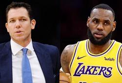 Los Angeles Lakers đưa ra chính thức quyết định cuối cùng với HLV Luke Walton
