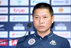 HLV Chu Đình Nghiêm chỉ ra nguyên nhân khiến Hà Nội FC thảm bại trước Shandong Luneng
