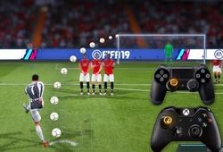 Những siêu phẩm đá phạt đẹp nhất trong FIFA 19 - Phần 2