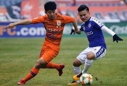 Thất bại trước Shandong Luneng,Hà Nội FC ngẩng cao đầu chia tay AFC Champions League 2019