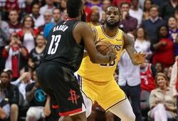 Nhận định NBA: Los Angeles Lakers vs Houston Rockets (ngày 22/2, 10h30)