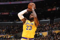 Video Los Angeles Lakers 111-106 Houston Rockets (NBA ngày 22/2)