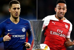 Bốc thăm vòng 1/8 Europa League: Arsenal và Chelsea tránh gặp nhau