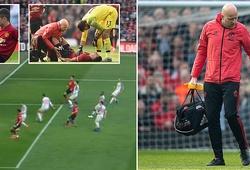 Kết quả MU vs Liverpool (0-0): 4 sự thay đổi người bất đắc dĩ, 2 đội bất phân thắng bại
