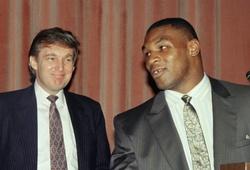 Donald Trump, ân nhân cả đời không quên của Mike Tyson