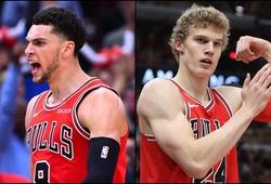 Kỳ tích bộ đôi Jordan-Pippen vừa được thế hệ trẻ Chicago Bulls lặp lại