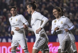 VAR, Benzema, Bale trở thành nhân vật chính và những điểm nhấn ở trận Levante vs Real Madrid