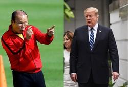 Donald Trump, Park Hang-seo: Nghĩ lớn để thành công