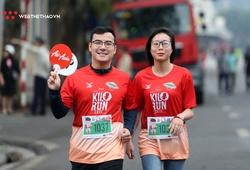 """Chùm ảnh: Hàng trăm runner hào hứng """"sải chân"""" tại Hanoi Kilo Run 2019"""