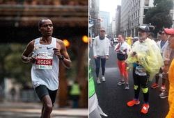 Runner Việt gặp sự cố bị loại đáng tiếc trong ngày người Ethiopia thống trị Tokyo Marathon 2019