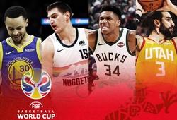 Lộ diện 8 hạt giống cho FIBA World Cup 2019, trong đó có tuyển bóng rổ Trung Quốc