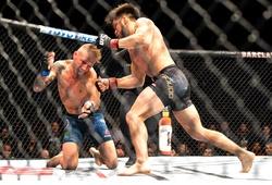 """Giải đấu UFC đầy """"chiến loạn"""" ngay trong 2 tháng đầu năm 2019"""