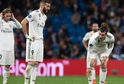 Những con số siêu tệ hại cho thấy Real Madrid thua sốc trước Ajax như thế nào