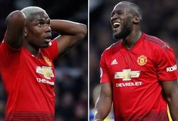 Pogba và Lukaku lên tiếng về tin đồn bất hoà vì tranh nhau đá penalty