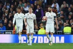 Thua Barca và Ajax, nhưng Real Madrid vẫn có thể giành danh hiệu trong năm 2019