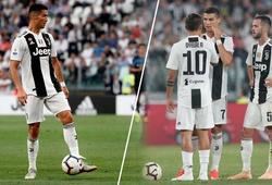 Vì sao đã tới lúc Ronaldo nên nhường quyền đá phạt cho Pjanic và Dybala?