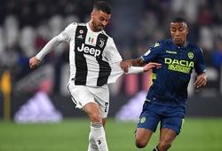 Bản tin thể thao 24h ngày 9/3: Không Ronaldo, Juventus vẫn thắng dễ Udinese