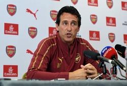 HLV Unai Emery nói gì sau chiến thắng của Arsenal trước MU?