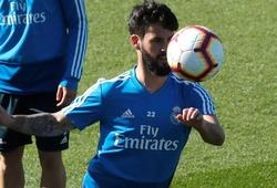 Isco nhận án phạt nội bộ Real Madrid vì kháng lệnh HLV Solari