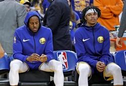 """Ở Golden State Warriors, đâu là những người đang ngồi trên """"ghế nóng""""?"""
