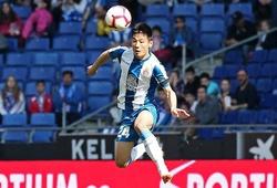Quả bóng Vàng Trung Quốc tiếp tục toả sáng ở La Liga