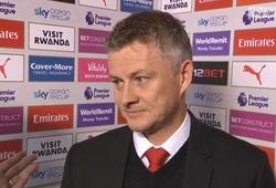 Solskjaer nói gì sau thất bại của MU trên sân Arsenal?