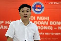 Tổng thư ký Lê Hoàng Anh: Liên đoàn sẽ hỗ trợ tối đa cho bóng rổ Cần Thơ