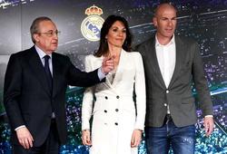 HLV Zidane đưa ra yêu cầu nào mới đồng ý trở lại Real Madrid?