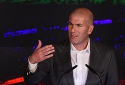 HLV Zidane suýt đưa ngôi sao Liverpool về Real Madrid