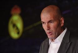 Zidane nói gì với các cầu thủ trong ngày đầu tiên trở lại Real Madrid?