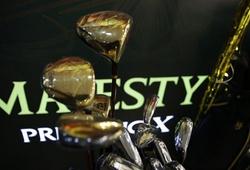 Majesty – thương hiệu golf hạng sang có mặt tại Việt Nam