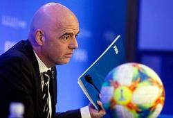 World Cup 2022 sẽ có 48 đội và tổ chức tại 2 quốc gia