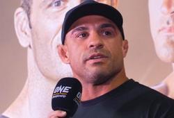 """5 đối thủ tiềm năng cho màn ra mắt của """"lão tướng"""" Vitor Belfort tại ONE Championship"""