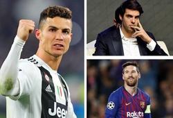 """Kaka giải thích lý do vì sao Messi là người """"giúp"""" Ronaldo duy trì phong độ đỉnh cao"""