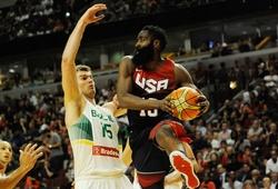 """""""Thần râu"""" James Harden sẵn sàng vào tuyển Mỹ đấu FIBA World Cup 2019"""