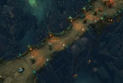 Bản đồ ARAM mới chính thứ được Riot hé lộ tại phiên bản 9.7