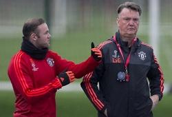 Rooney gây sốc với tuyên bố về Sir Alex Ferguson và Van Gaal ở MU