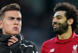 Người hâm mộ Liverpool phản ứng thế nào về ý tưởng đổi Salah lấy Dybala?