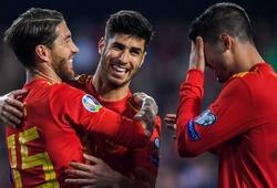 Ramos ghi bàn bằng Panelka và những điểm nhấn từ trận Tây Ban Nha vs Na Uy