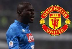 Tin bóng đá 24/3: Napoli hét giá Koulibaly không tưởng với MU