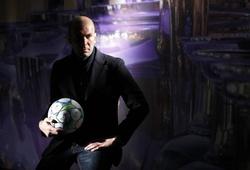 Không bar sàn, không bia rượu, Zidane chỉ uống nước lọc để trở thành cầu thủ giỏi!